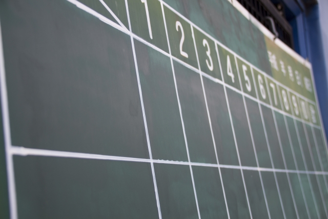 高校野球 スコア