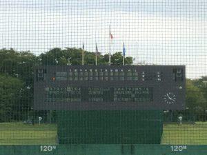 2017秋季千葉県大会 中央学院 大谷選手が投打に活躍