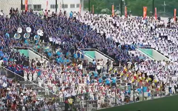 高校野球 応援 ブラバン 花咲徳栄