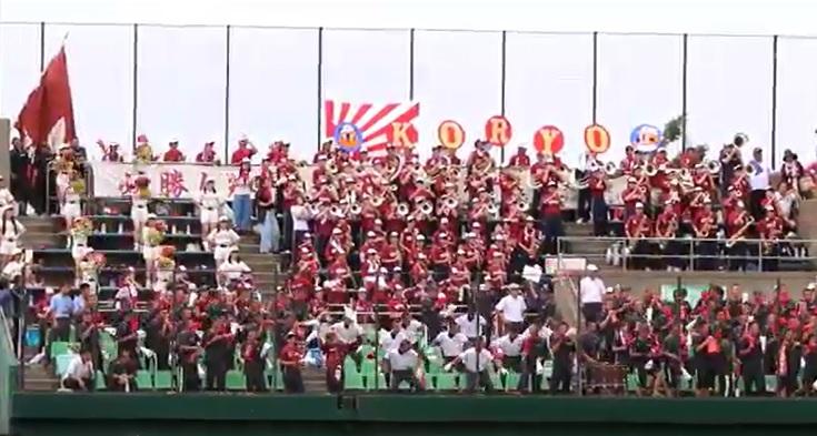 高校野球 応援 ブラバン 拓大紅陵