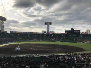 第90回選抜高校野球大会 開会式 甲子園