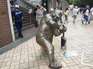 山田太郎 水島新司 ドカベン 大和スタジアム