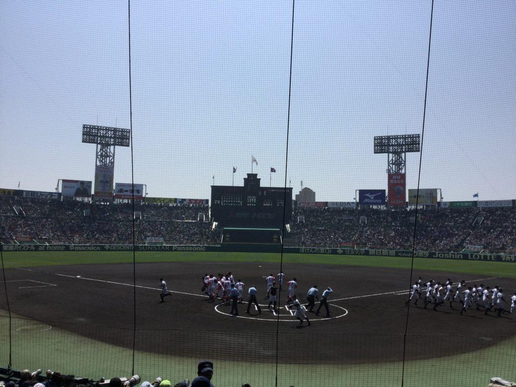 第90回選抜高校野球 乙訓 おかやま山陽