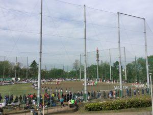 2018 春季神奈川県大会 高校野球 保土ヶ谷球場