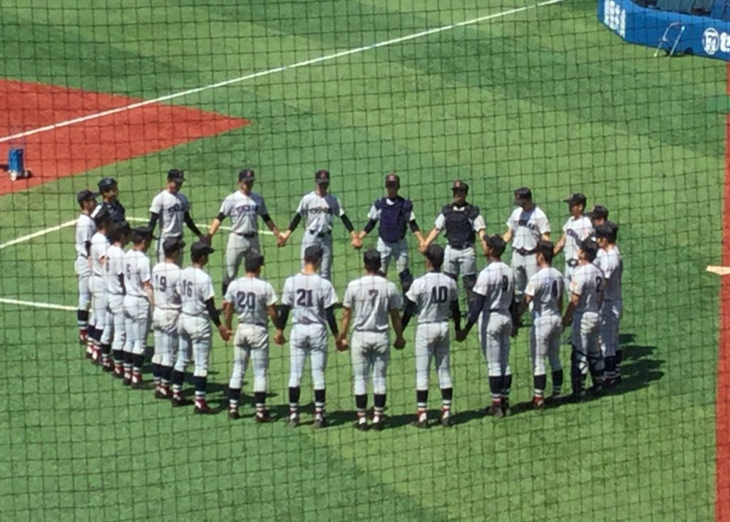 2018春季神奈川県大会準決勝 横浜 鎌倉学園