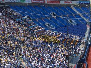 横浜 高校野球 応援 ブラバン