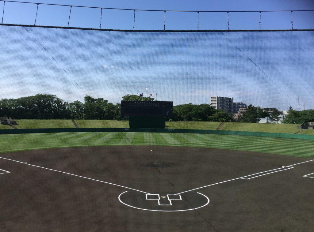 2018高校野球 関東大会 千葉県営野球場
