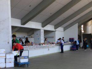 2018高校野球 千葉県営野球場 売店