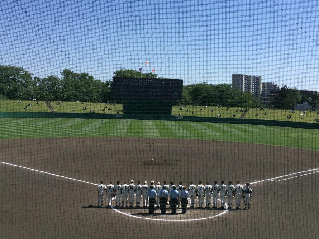 2018春季千葉県大会 習志野が学館浦安にコールド勝ち