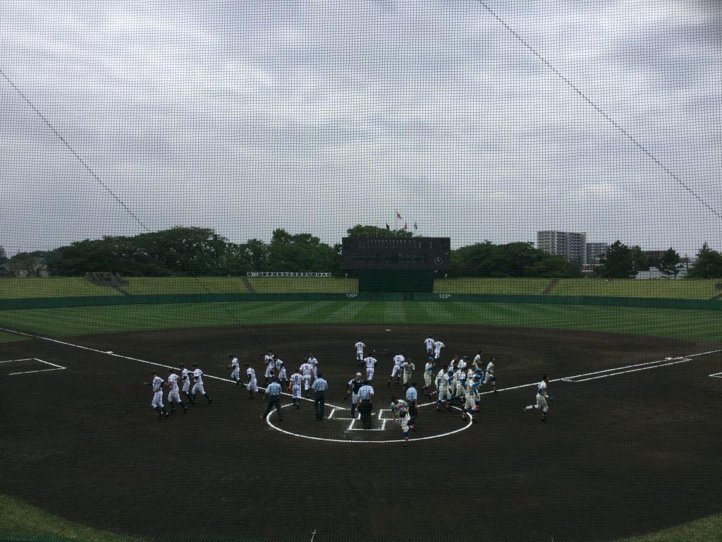 2018高校野球 関東大会 花咲徳栄 専大松戸