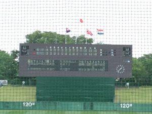 2018高校野球 春季関東大会 花咲徳栄が専大松戸に逆転勝利