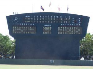 2018高校野球 春季関東大会 習志野 作新学院