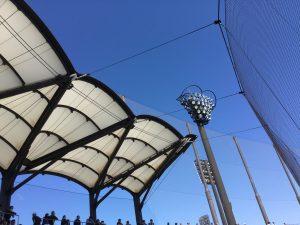 2018高校野球 市原臨海球場 春季関東大会 ゼットエーボールパーク