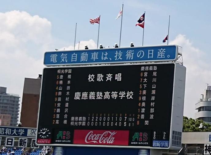 2018北神奈川 慶應義塾優勝