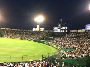 2018夏の甲子園 慶應義塾vs高知商