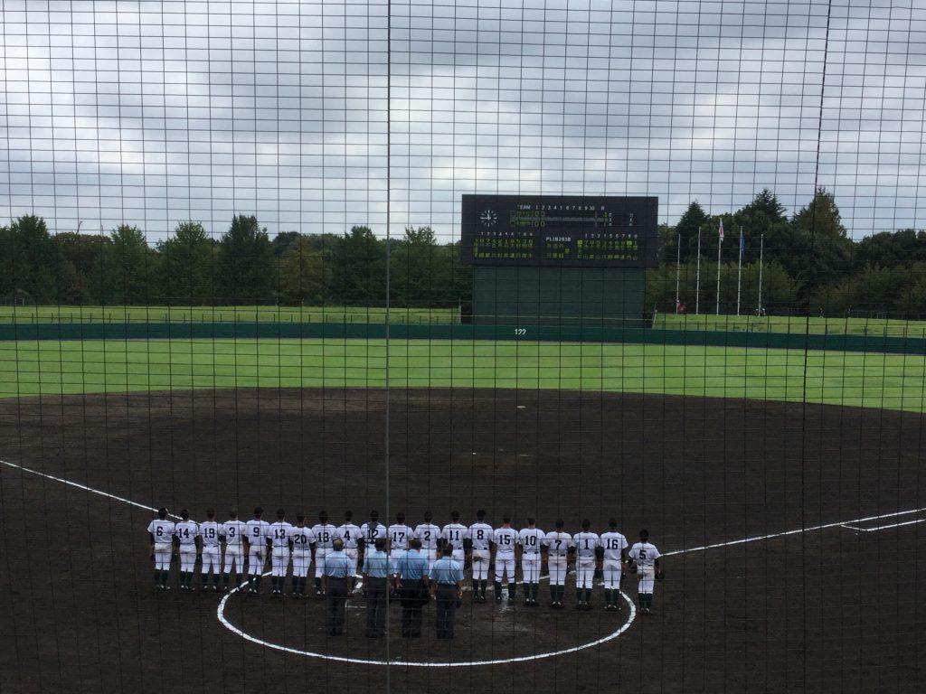 2018秋季千葉県大会 専修大松戸が敬愛学園との投手戦を制して延長12回勝利