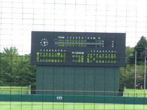 2018秋季千葉県大会 木更津総合が市立船橋を10-1コールド勝利