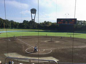 2018秋季神奈川県大会準決勝 横浜vs慶應義塾