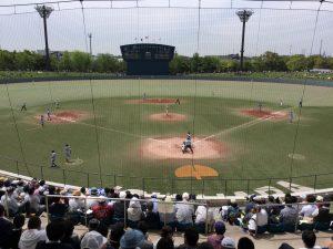 2019春季千葉県大会準々決勝 習志野 東海大望洋