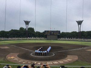 2019夏の高校野球 東海大相模が慶應義塾に大勝