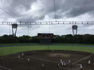 2019 秋季神奈川県大会 横浜vs 綾瀬 試合前