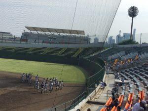 2019秋季埼玉県大会 西武台 チームカラーは「イエロー」